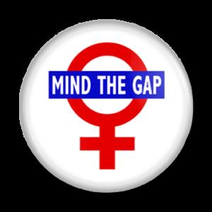 Badges med feministiska motiv